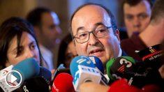 Miquel Iceta, primer sectretario del PSC. (Foto: EFE)
