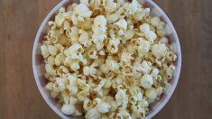 Aunque muchas personas puedan creer que las palomitas de maíz son un snack poco saludable, realmente no es así.
