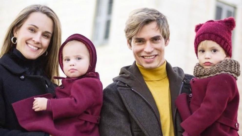 Carlos Baute y su mujer, Astrid Klisans, esperan su tercer hijo