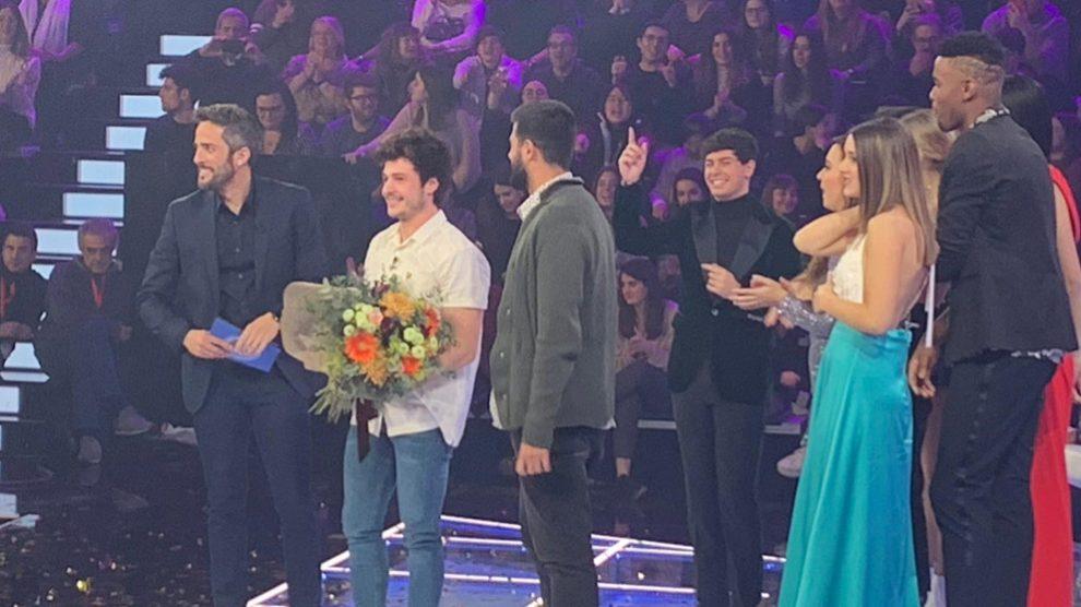 EL concursante de Operación Triunfo, Miki Núñez, representará a España en Eurovision con 'La VEnda'. Foto: Joan Guirado
