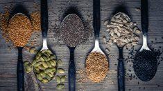 Cuando se habla de activar las semillas, se refiere a remojarlas para eliminar por completo sus inhibidores enzimáticos.