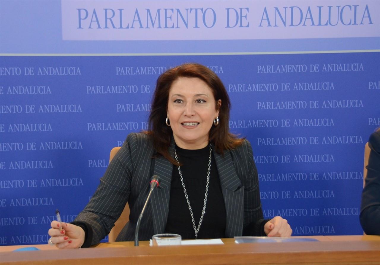 Carmen Crespo, nueva consejera de Agricultura de la Junta de Andalucía