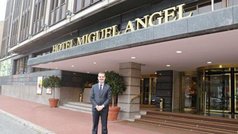 Manuel Murga, nuevo director general del Hotel Miguel Ángel by BlueBay (Foto: Hotel Miguel Ángel)