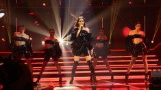Eleni Foureira, gran protagonista de la gala de 'Eurovisión 2019'
