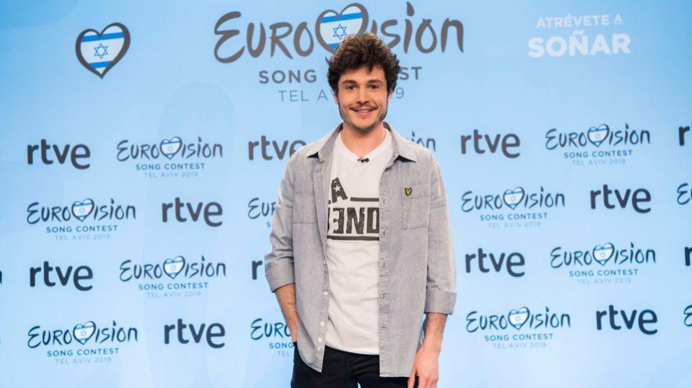 Miki será el reppresentante de España en Eurovisión 2019.