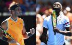 Rafa Nadal – Frances Tiafoe: Resumen y resultado del partido del Open de Australia 2019
