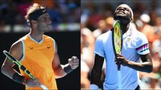 Rafa Nadal – Frances Tiafoe: cuartos de final del Open de Australia 2019.