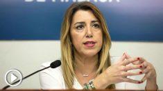 La presidenta andaluza Susana Díaz (Foto: EFE).