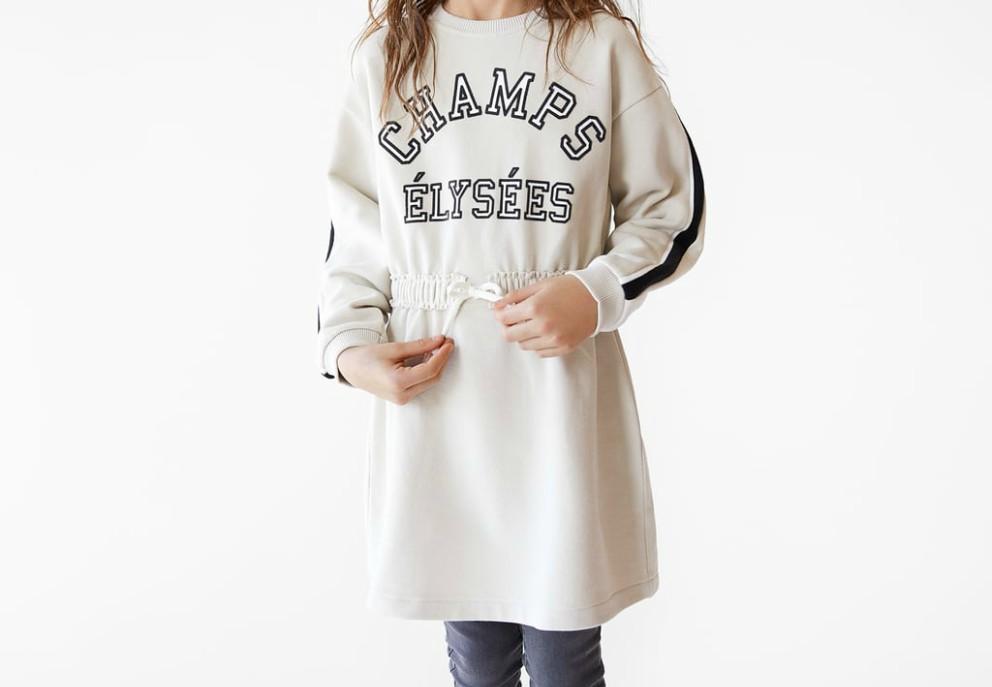 colección de Zara para niña