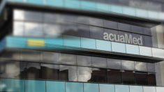 Imagen de la sede de Acuamed, en Madrid.