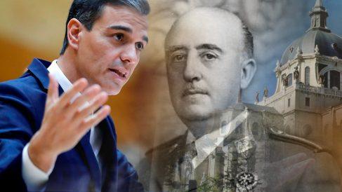 Los Franco desmontan en su escrito de alegaciones finales el riesgo para la seguridad de inhumar a Franco en La Almudena