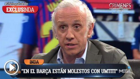 Umtiti tiene muy enfadada a la directiva del Barcelona.