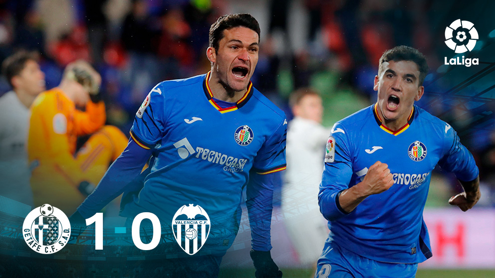 Getafe Resultado Y Resumen Hoy En Directo: Valencia: Resultado, Resumen Y Goles (1-0