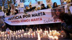 Homenaje a Marta del Castillo