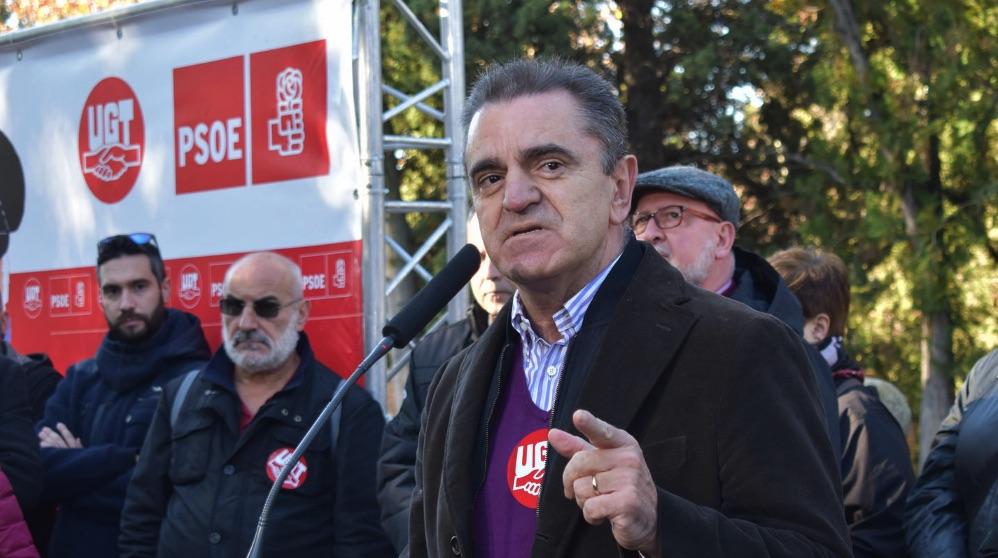 José Manuel Franco. (Foto. PSOE)