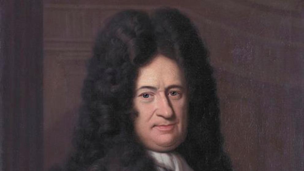 Lee grandes frases de Gottfried Leibniz