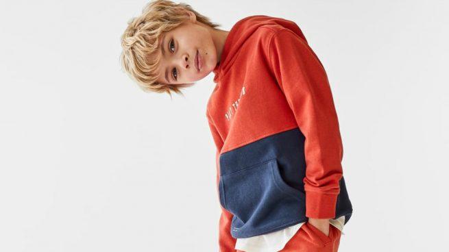 colección de Zara para niño