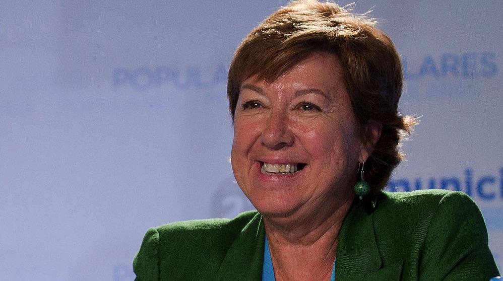 Pilar Barreiro. (Foto. PP)