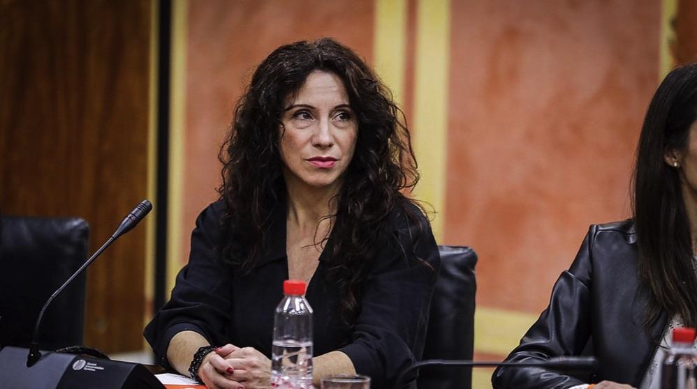 Rocío Ruiz, consejera de Igualdad, Políticas Sociales y Conciliación de la Junta de Andalucía.