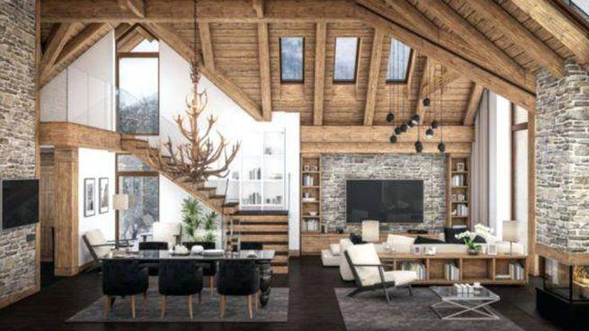 C mo decorar una casa de forma r stica - Como decorar una casa rustica ...
