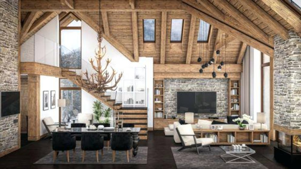 Los pasos para decorar una casa de forma rústica