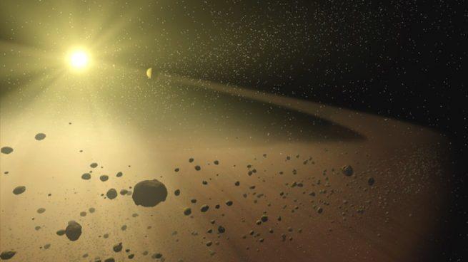 planeta 9 del Sistema Solar