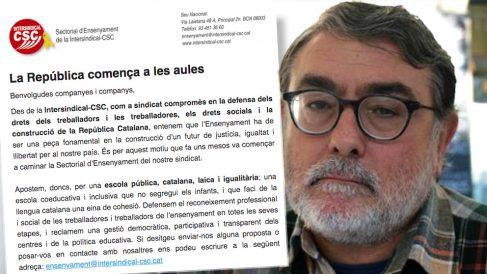 Carles Sastre y el correo de CSC