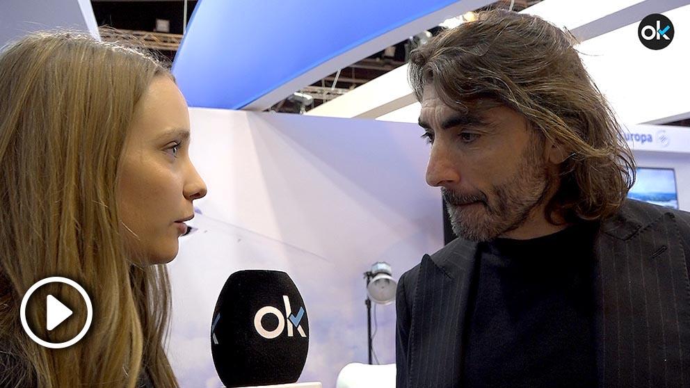 Javier Hidalgo, CEO de Globalia