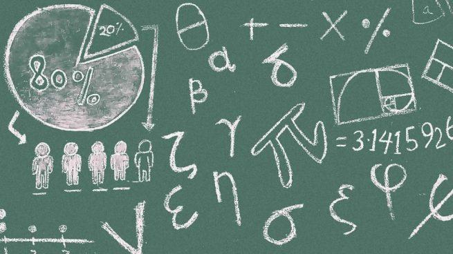 Odiar las matemáticas