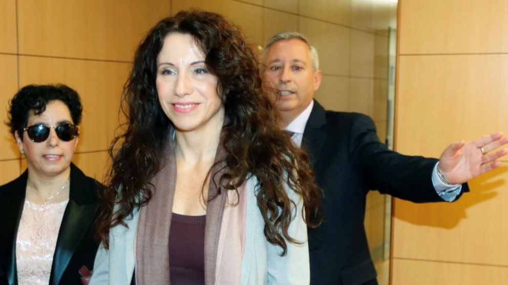 La consejera de Igualdad de la Junta de Andalucía, Rocío Ruiz. (Foto: EFE)