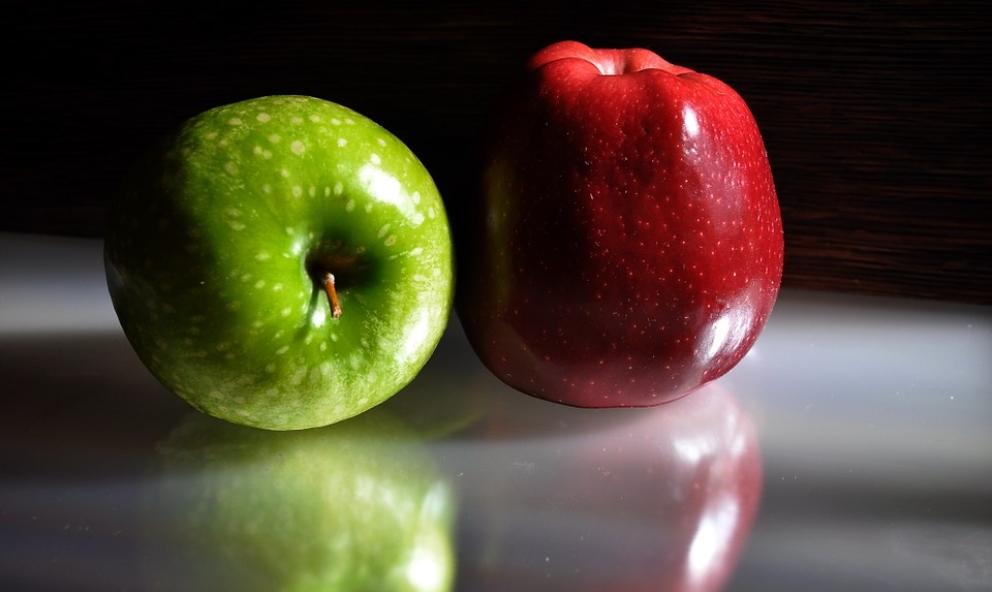 comer manzana en el embarazo