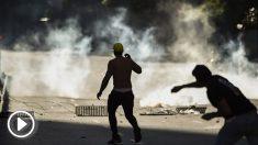 Disturbios en Venezuela (AFP)