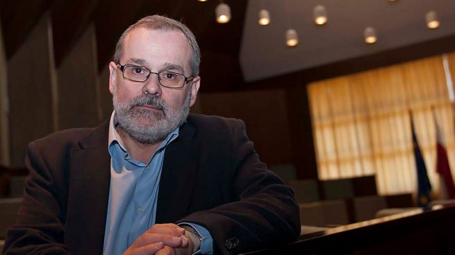 Ángel Pazos, rector de la Universidad de Cantabria