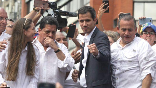 Juan Guaidó advirtió que hoy pudiera ser detenido