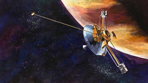 La Pioneer 10 lleva 16 años sin enviar señales a la Tierra desde 2003