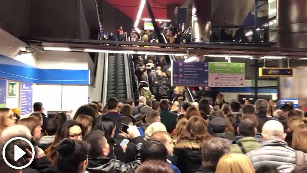 metro-colapsado
