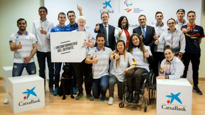 Caixabank, nuevo patrocinador del Comité Paralímpico Español