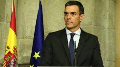 Pedro Sánchez. (Foto. Moncloa)
