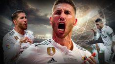 Ramos es el tercer máximo goleador del Real Madrid.