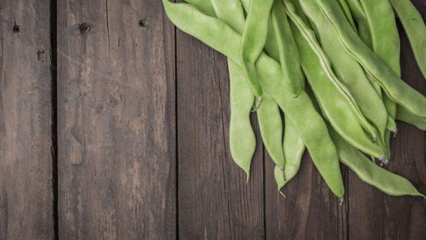 judías verdes gratinadas