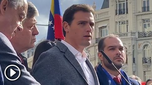 Albert Rivera y Leopoldo López