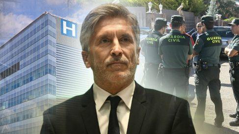 El Ministerio del Interior quiere trasladar guardias civiles rurales a custodia de presos hospitalizados