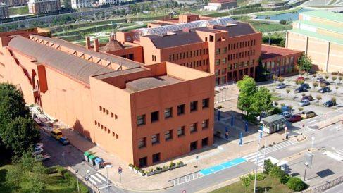 Campus de la Universidad de Cantabria (UC).