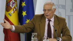 Josep Borrell en una imagen reciente.