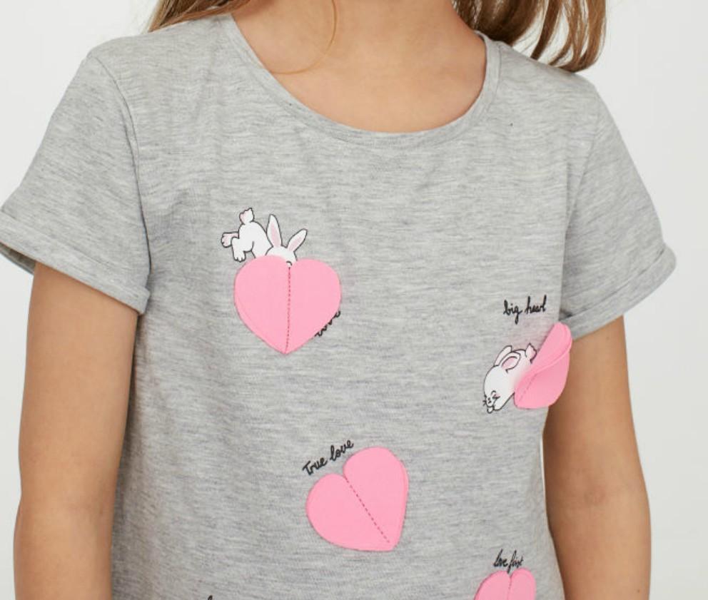 nueva colección de H&M para niña