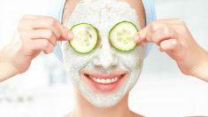 Trucos para hacer una limpieza facial con productos caseros paso a paso