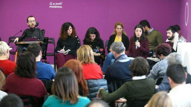 Iglesias acorralado convoca el Consejo Ciudadano el 2 de febrero ante la crisis que vive Podemos