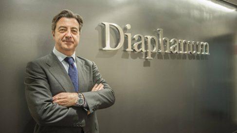 Rafael Gascó, presidente de Diaphanum