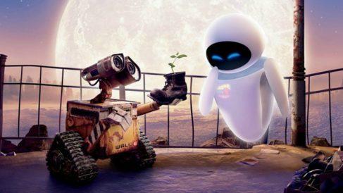 El amor a través de películas para niños