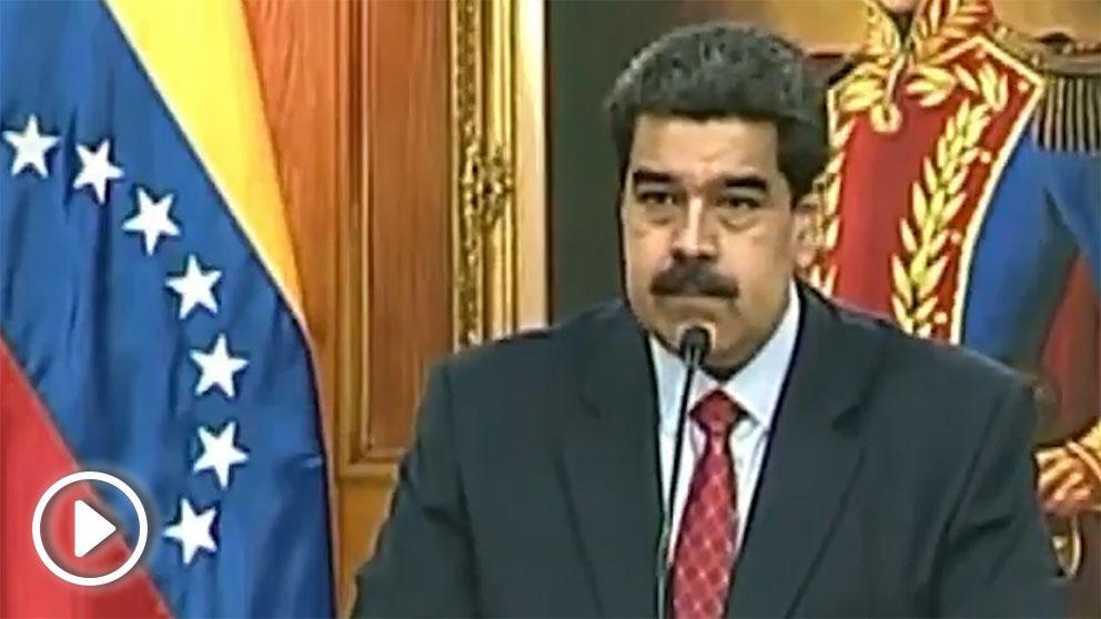 Nicolás Maduro, caudillo de Venezuela